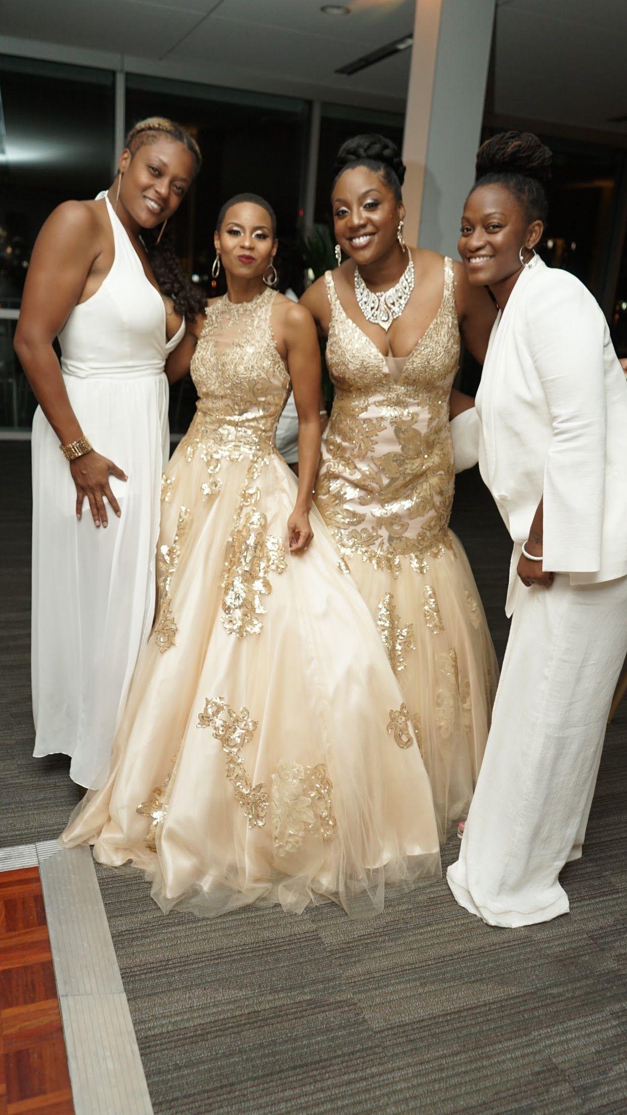 Black Lesbians, Lesbian Wedding
