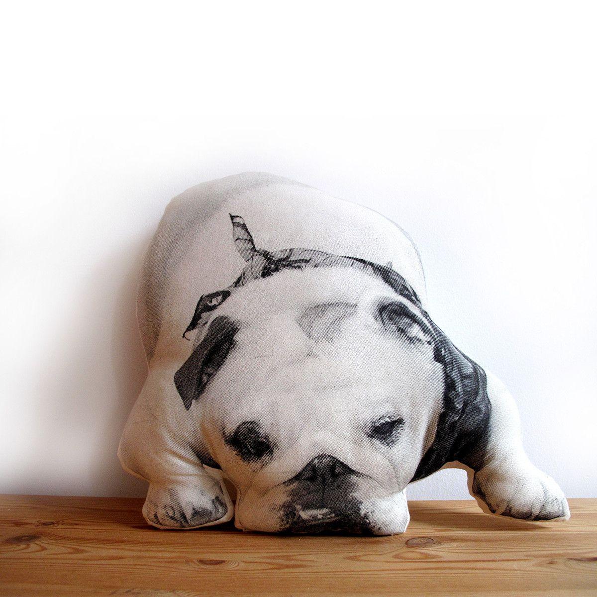 Custom Silkscreen Pet Pillow | Animal