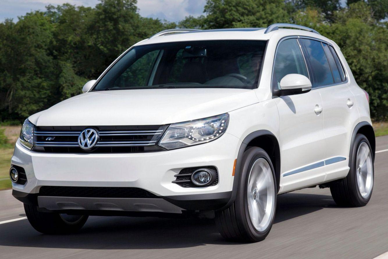 Volkswagen Tiguan White Volkswagentiguan Tiguan Vw Small Suv Cars Volkswagen