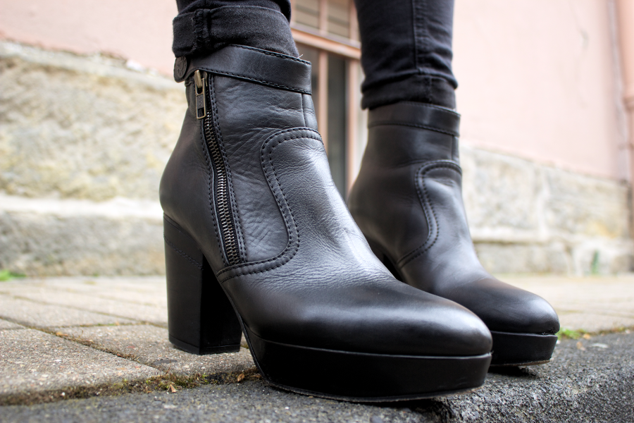 ACNE TRACK BOOTS #thedashingrider  #acne #trackboots