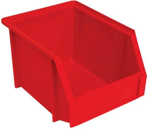 Stack On Mini Red Storage Bin At Menards Storage Bins Storage