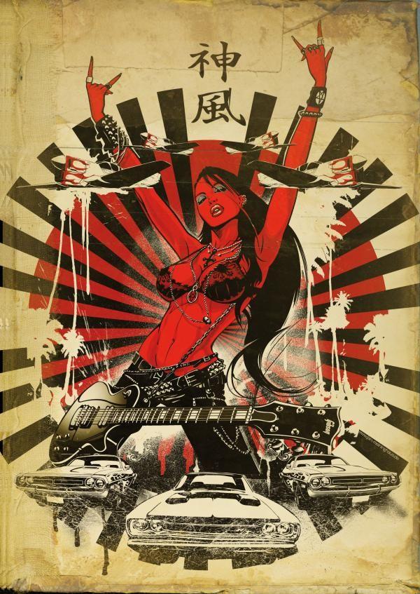 Burroughs poster