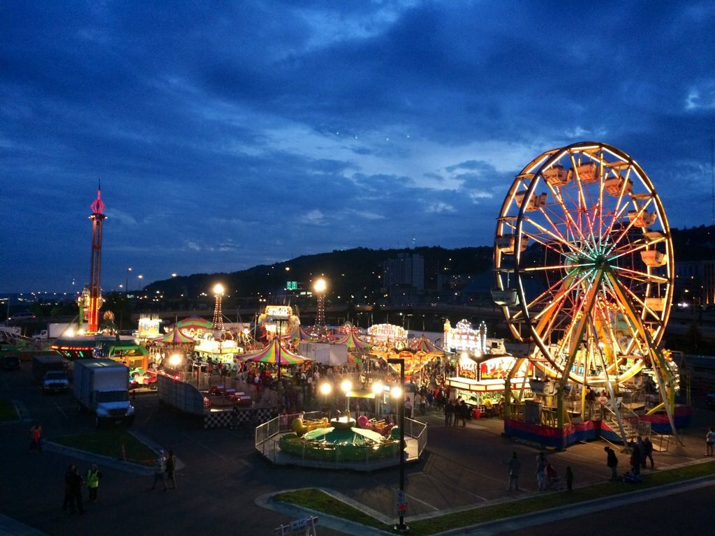 "Thomas Carnival at Duluth, MN!  Posted at ""365 Images: A Year in the Life"" http://onelasthurrah2015.wordpress.com/2014/07/09/day-47-happy-independence-day/"