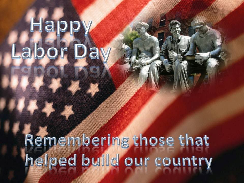 Labor Day in the U.S. is a holiday celebrated on the 1st