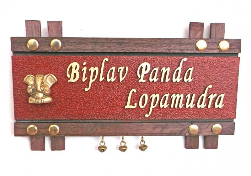 Beautiful Name Plate Designs, Name Plates Online, Name Plates For Home, House Name  Plates
