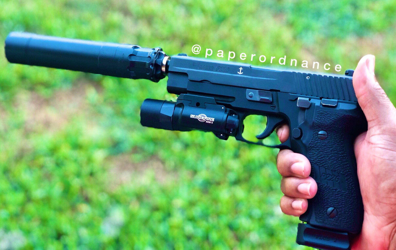 P226 suppressor