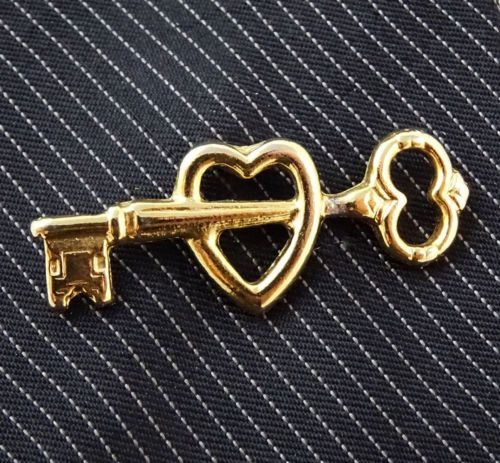 Give him the key to your heart this Valentine's Day