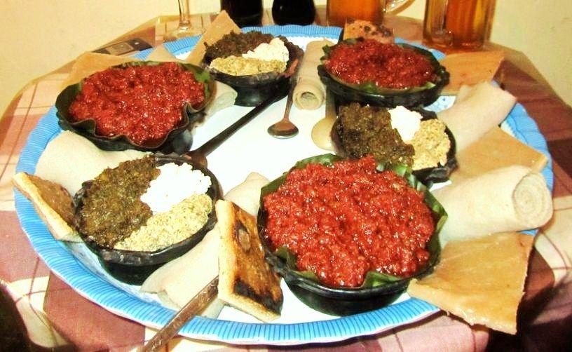 La Cuisine éthiopienne Ethiopia
