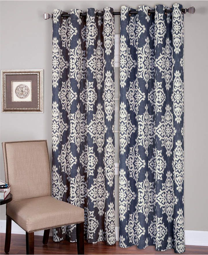 Elrene Linen Medina 52 X 84 Panel Reviews Window Treatments