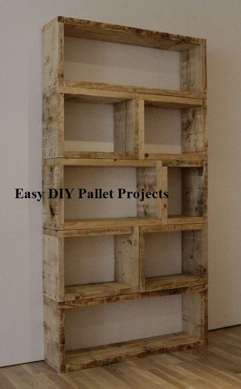 DIY ideas Using Wood Pallets #barbershopideas