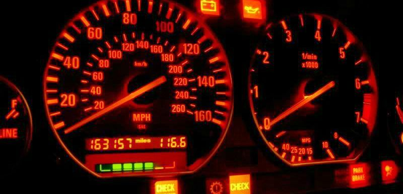 Check The Mileage Odometers Are Often Rolled Back So The Seller