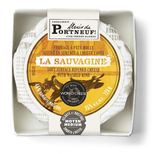 Sauvagine La Avec Images Fromage Etiquette Fromage Plateau De Fromage