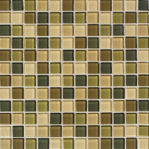 Check out this Daltile product: Maracas Glass Rain Forest Blend (P650/P651/ P657/P660/ P662) P666- master accent