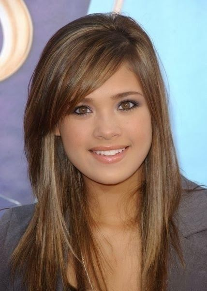 Side Bangs Hairstyles Ideas For Oval Face Shape Style Izzie Hair Styles Oval Face Hairstyles Side Bangs Hairstyles
