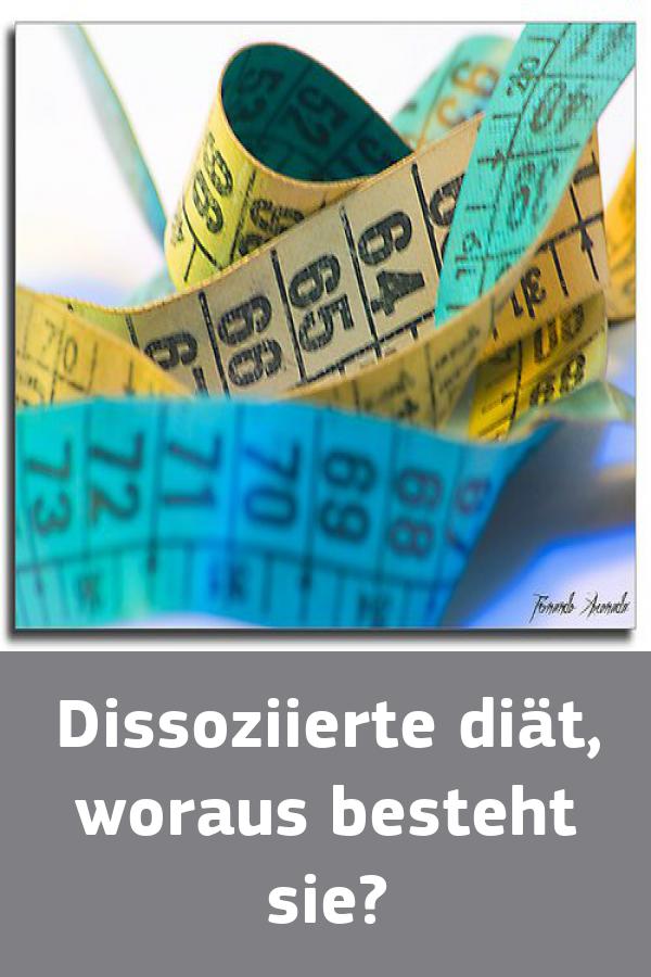 Dissoziierte Diät Gewichtsverlust