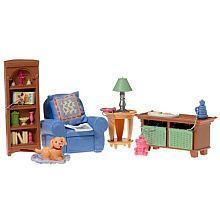 Fisher Price Loving Family Dollhouse Furniture Set Living Room Toys R Us