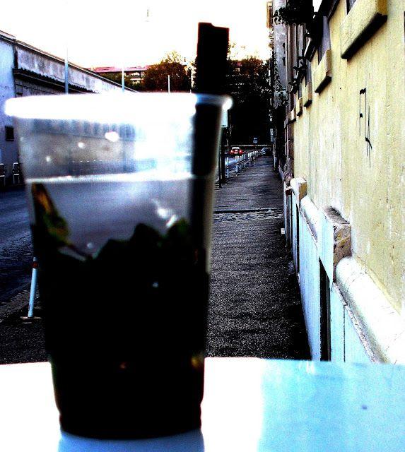 ROMA - Afterhour...la lenta fine di un mojito/ Afterhour...a mojito' slow death