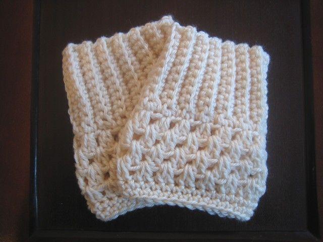 Free Boot Cuffs Crochet Pattern | Stulpen, Handschuh und Häkeln