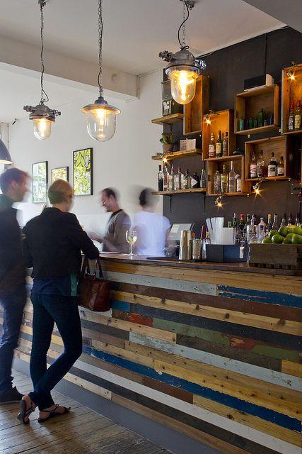 Kensal Rise cocktail bar London