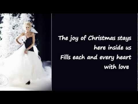 ▷ Where Are You Christmas? - Faith Hill (Lyrics on Screen ...