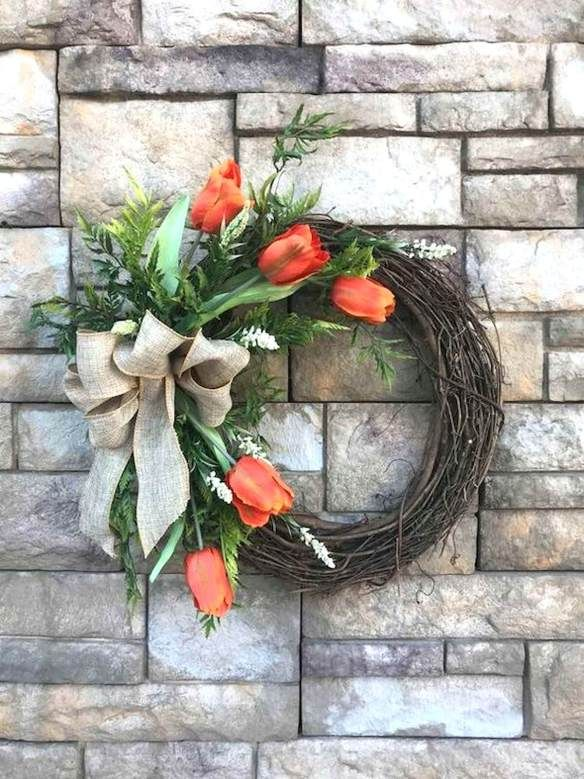 Photo of 45 Favorite Spring Wreaths Decor Ideas and Design