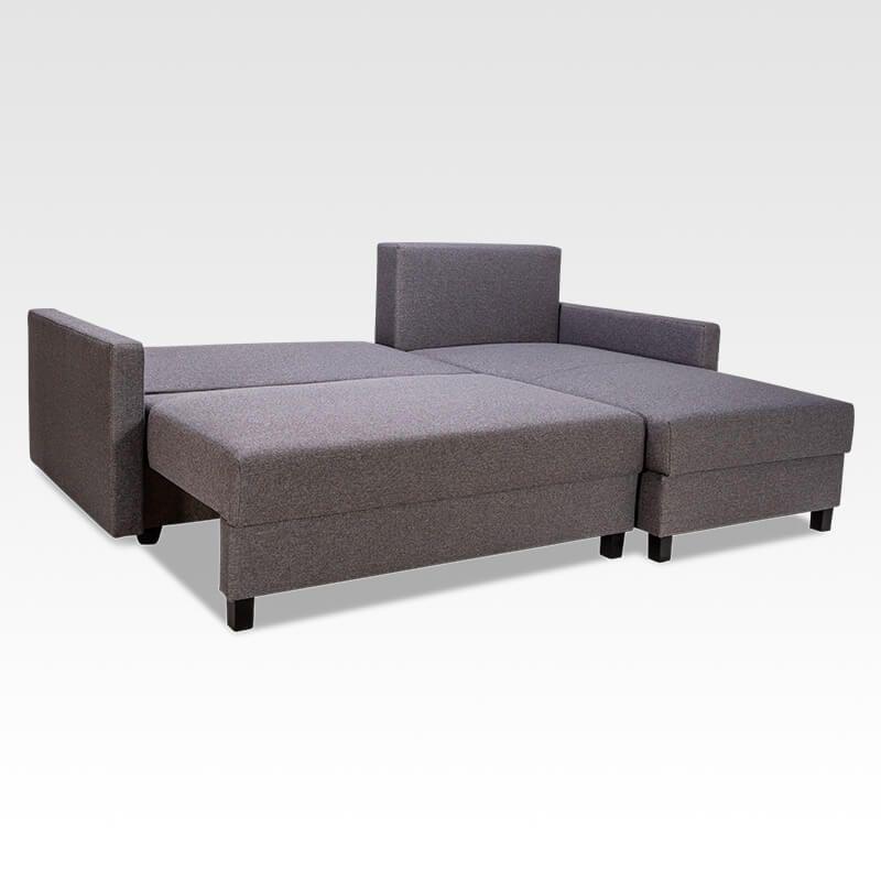 Multifunktional Grosse Schlafflache Von 140x200cm Mit Federkern Und Lattenrost Ecksofa Kleines Ecksofa Sofa