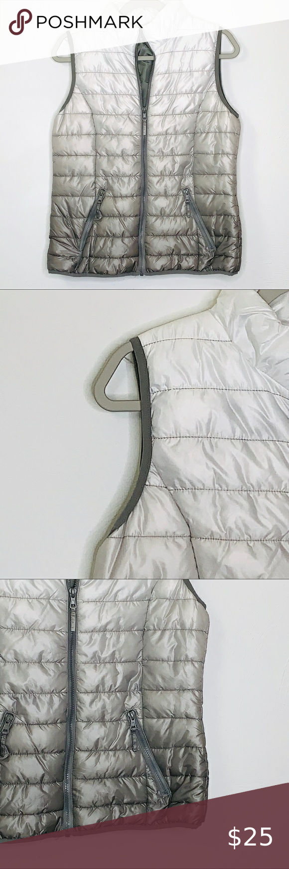 Jackson Hole Outerwear Ombre Puffer Vest Ready To Wear Full Zip In Perfect Order Armpit To Armpit 18 Mid Shoulde Things To Sell Stuff To Buy Jackson Hole [ 1740 x 580 Pixel ]