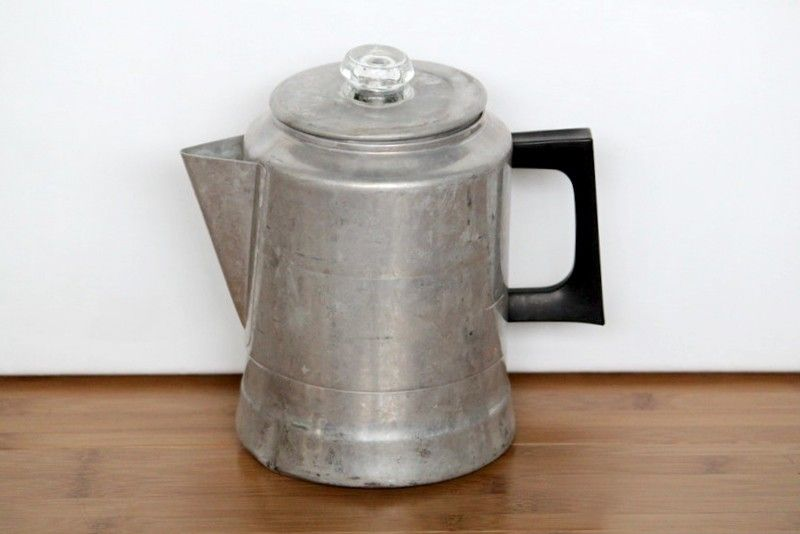 Image Gallery old style coffee maker
