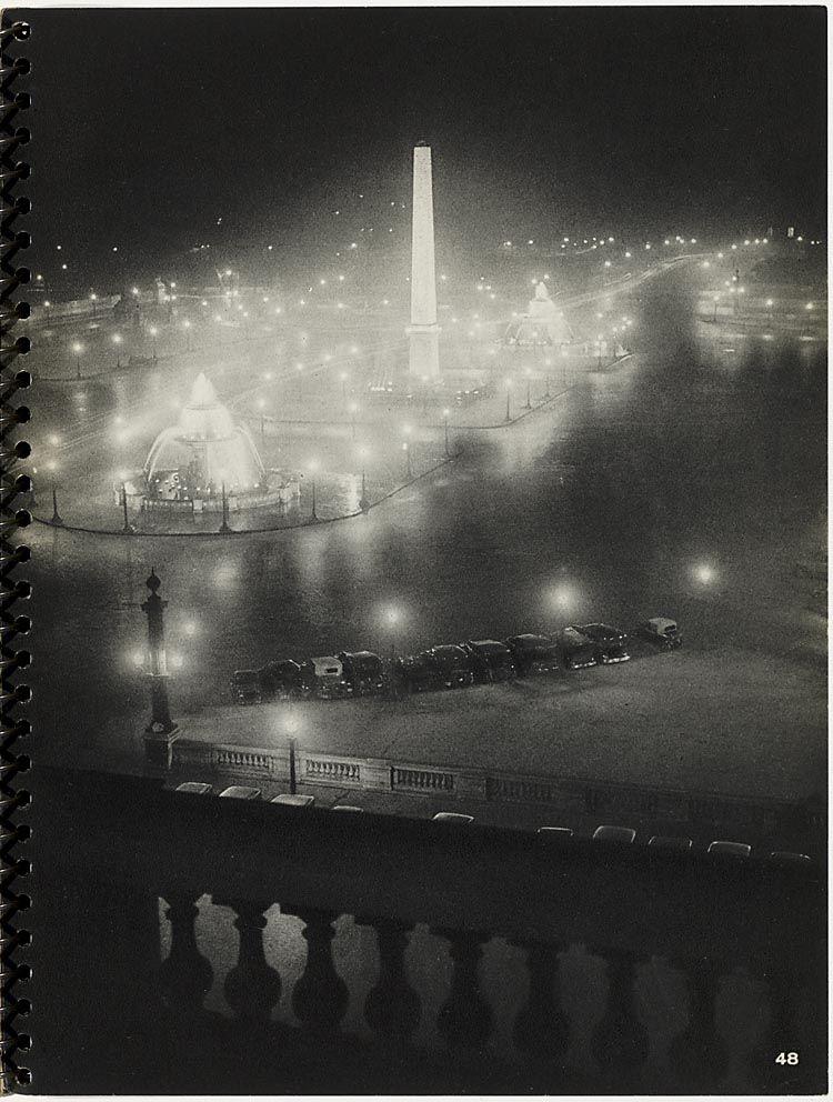 Brassa U00ef  Paris De Nuit  1932
