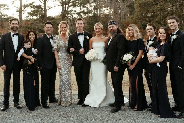Sadie Robertson Shares Stunning Photo From Wedding to Christian Huff: See Her Gorgeous Gown #sadierobertson