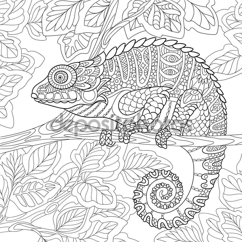 Resultado de imagem para zentangle art para colorear   COLORIR ...