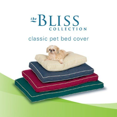 Pet Dreams Replacement Dog Bed Cover Khaki Tan XLarge >>> Click image to review more details.