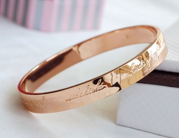 Kate Spade Bridesmaid Idiom Bangle Ks152 29 00 Lucky Brand J Crew Lia Sophia Jewelry On