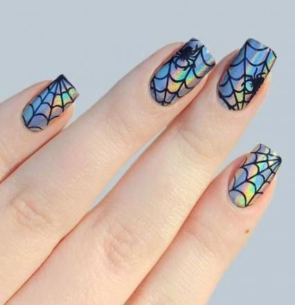 nails blue grey makeup tutorials 28 ideas for 2019 nails