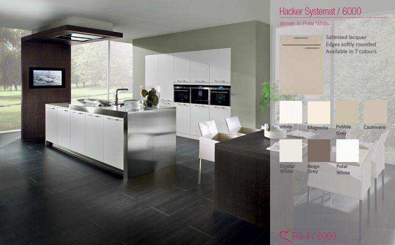 Hacker Systemat Matt Kitchen Brought To You By Liebe Kuchen