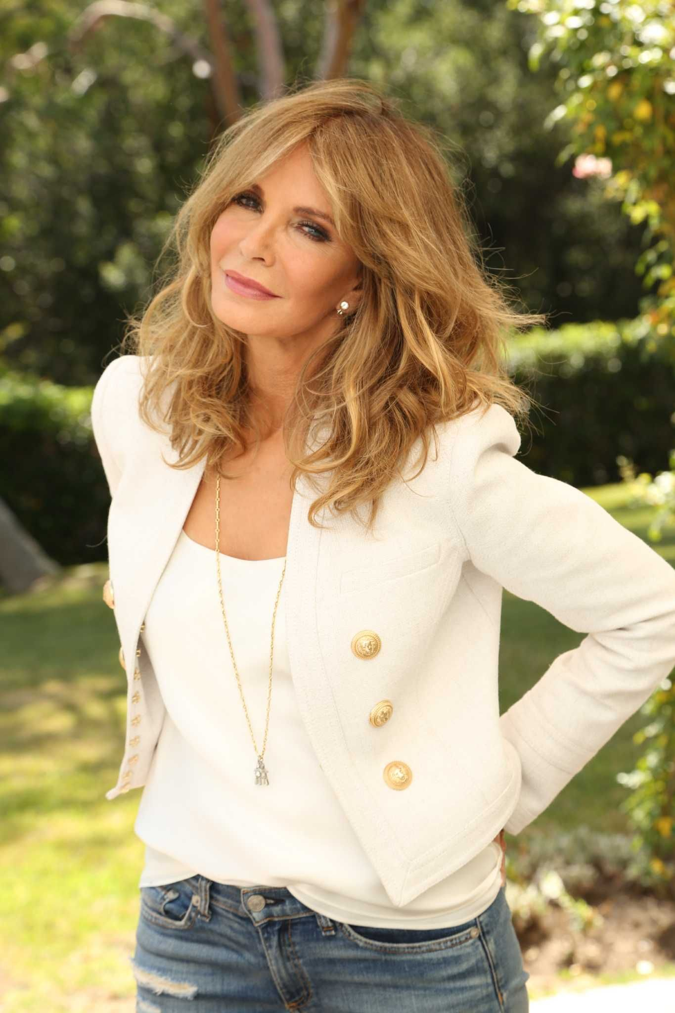 jaclyn smith celebrates her 72nd birthday and still looks
