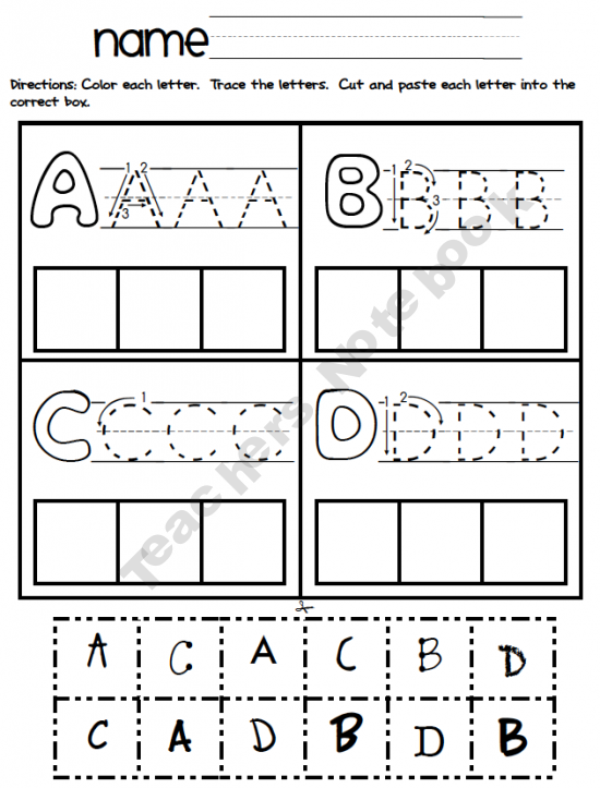 Fine Worksheets Printable Kids Fun Images About On Pinterest Cut And ...