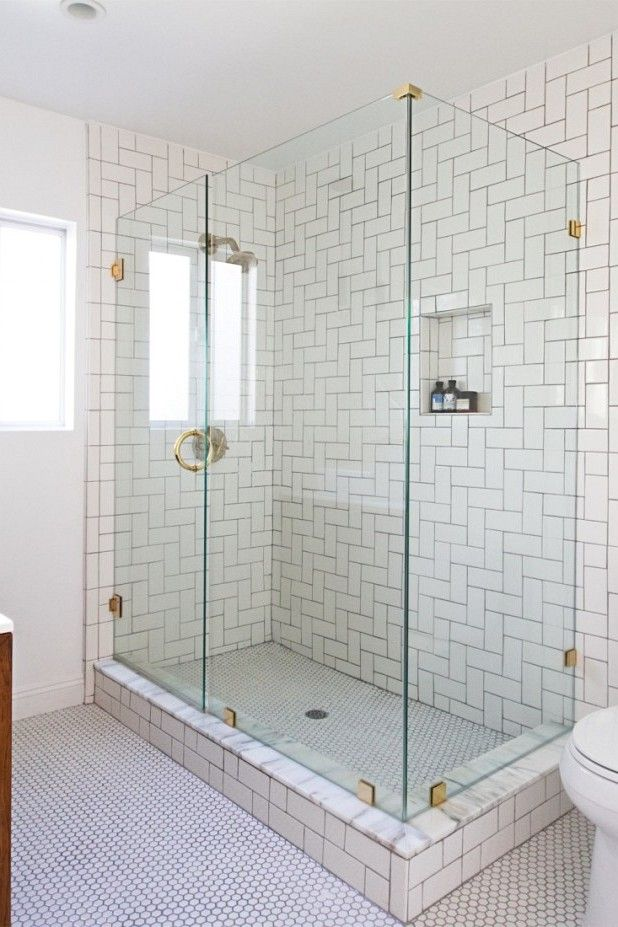 Bathroom Modern White Glass Windows Covering Horizontal Blind Shower Tub Tile Ideas Nice Window Without C White Subway Tile Shower Gray Shower Tile Shower Tub