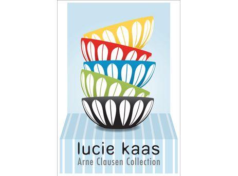 Lucie Kaas - Kollektion - PLAKATER - Arne Clausen Skåle