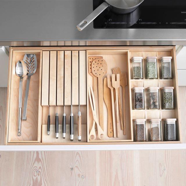 Utensil and kitchen organizer