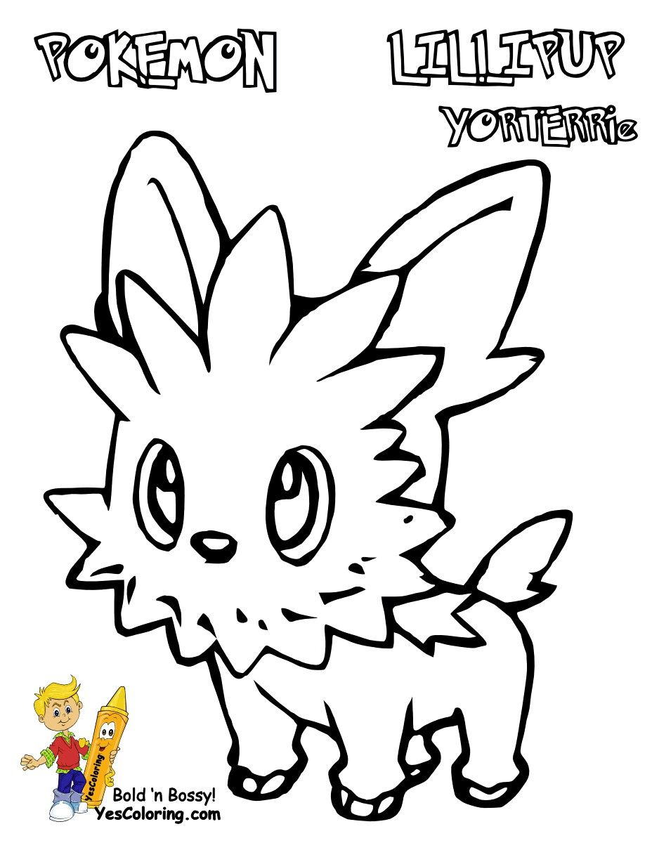Pokemon Coloring Pages Lillipup Through The Thousands Of Photographs On Line In Relation To P Pokemon Coloring Pages Pokemon Black And White Pokemon Coloring