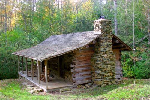 The Donley Cabin On North River In Tellico Plains. Reservations Available  To Stay (no