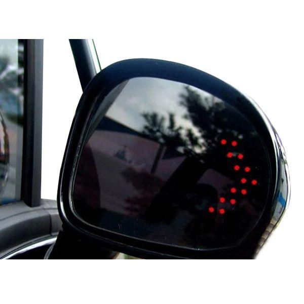 Us 1 59 53 14led Arrow Car Turn Light Brake Light Rear View Mirror Lamp Car Lights From Automobiles Motorcycles On Banggood Com Side Mirror Car Car Rear View Mirror Indicator Lights