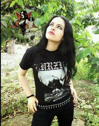 Black Metal Girl | Dark Women's Fashion | Pinterest ...