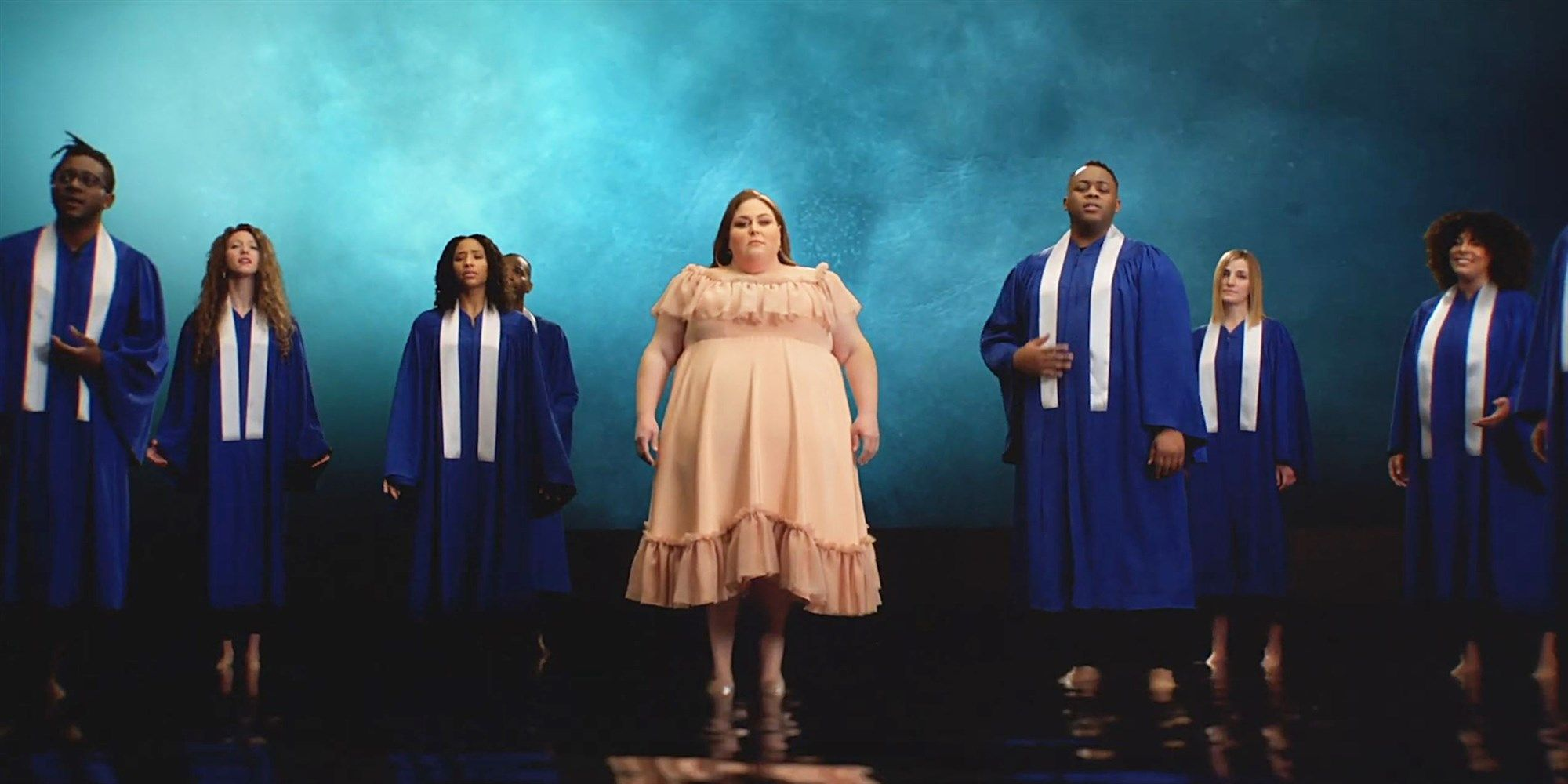 Watch Chrissy Metz Sing Her Heart Out In Her 1st Music Video