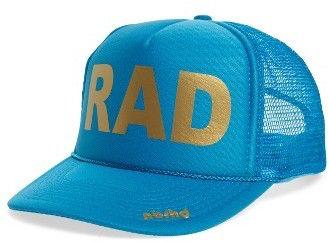 d79b1d4528f4a Women s Nbrhd Rad Trucker Hat - Blue