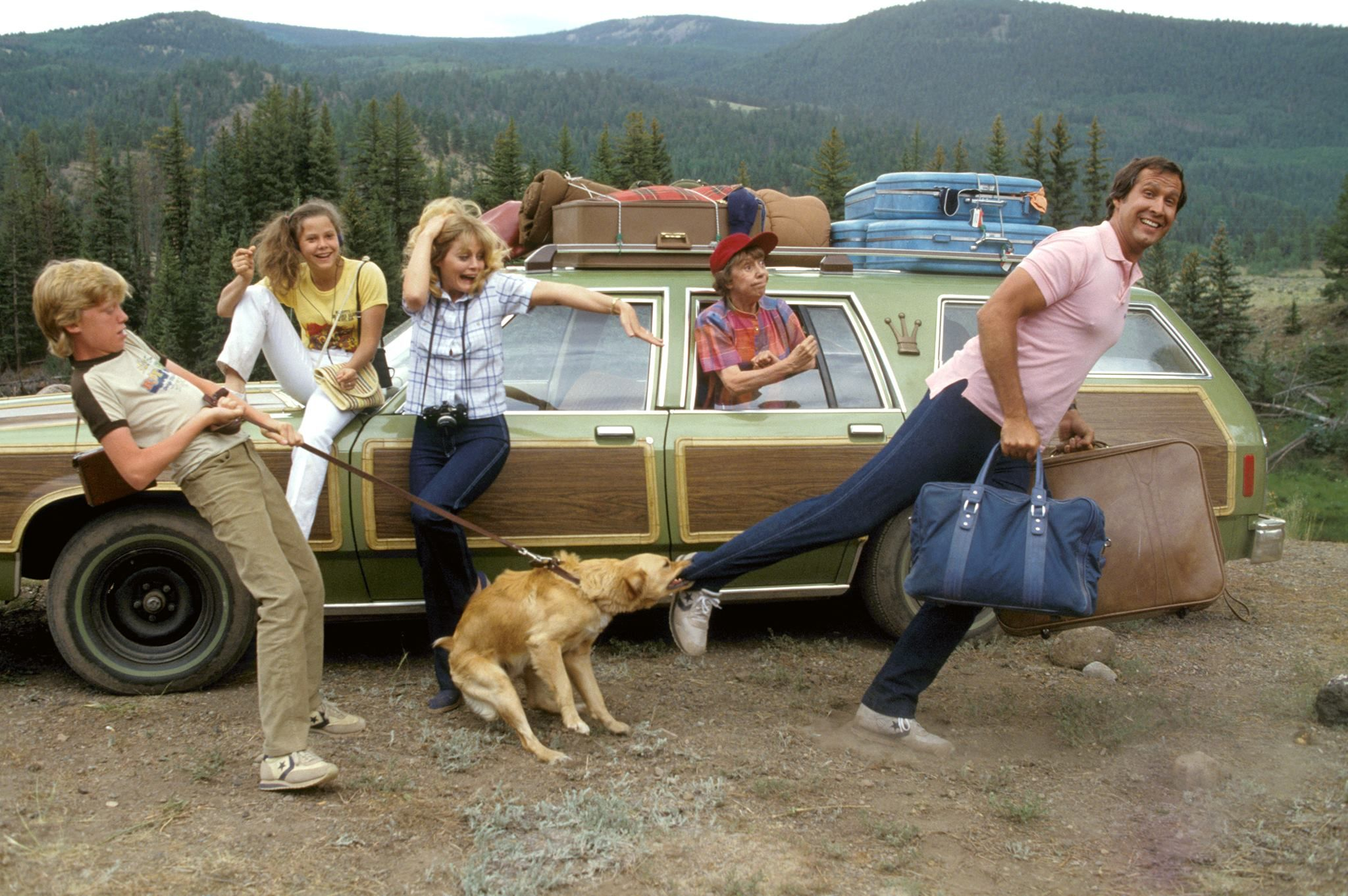 National lampoon road trip