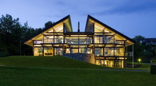Die schönsten Fachwerkäuser Fachwerkhäuser, Landhausstil
