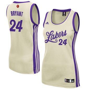 4223a48a028 adidas Kobe Bryant Los Angeles Lakers Women's Christmas Day Swingman Jersey