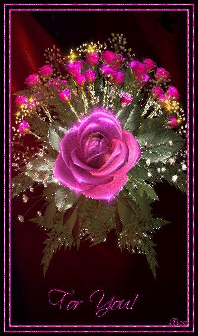beautiful flowers gif - Google Search